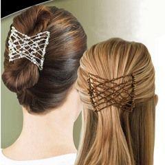 Заколка для волос изи хоум (Изи Коум) :: Локон - прически, стрижки, укладки