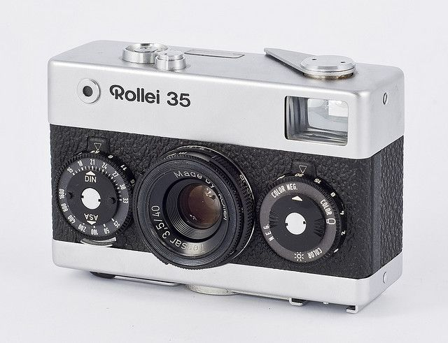 Rollei 35 - my favorite of my cameras