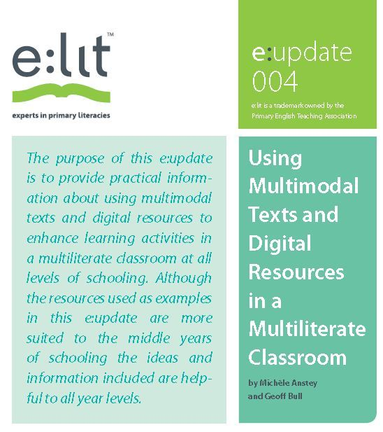 PETAA resource for Primary Teachers  The purpose of this PETAA Paper is to provide practical information about using multimodal texts and digital resources to enhance learning activities in a multiliterate classroom at all levels of schooling.