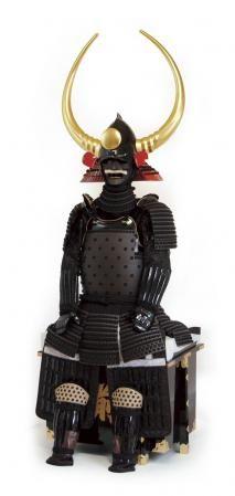 福島正則の甲冑