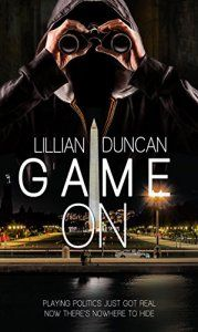 Visit with Lillian Duncan about her new romantic suspense, Game On, & get the scoop on her big giveaway! (And discover whether she reads paper or ebooks!)
