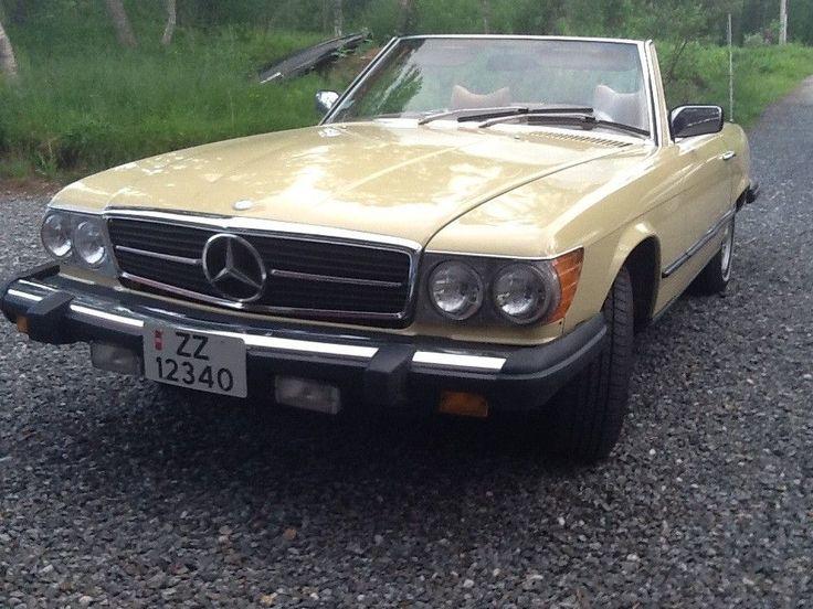 (231) FINN – Mercedes-Benz SL