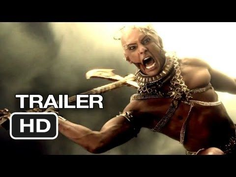 300: Rise of an Empire Official Trailer #1 (2014) - Frank Miller Movie HD - YouTube