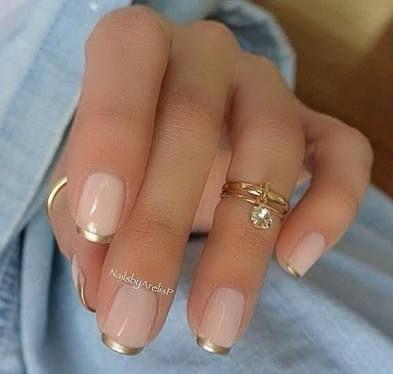 Resultado de imagen para decoracion de uñas elegantes