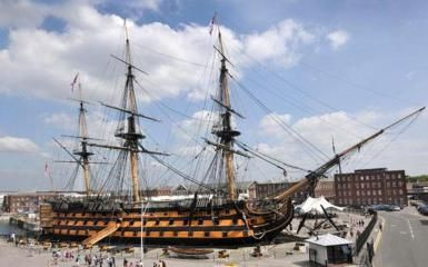 Ship of the Line: HMS Victory