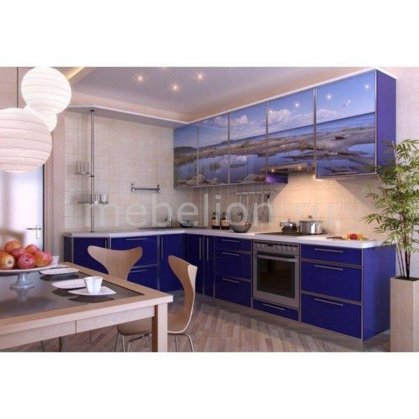Кухонный гарнитур Вотер Сайлент - мебель в СПб