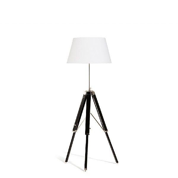 Tripod floor floor lamp