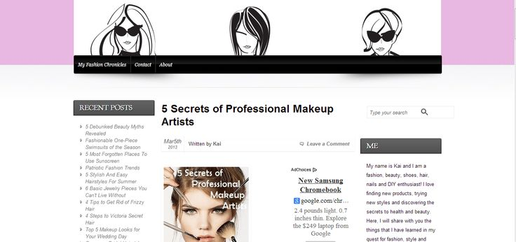 Makeup Artist essay writing for hire