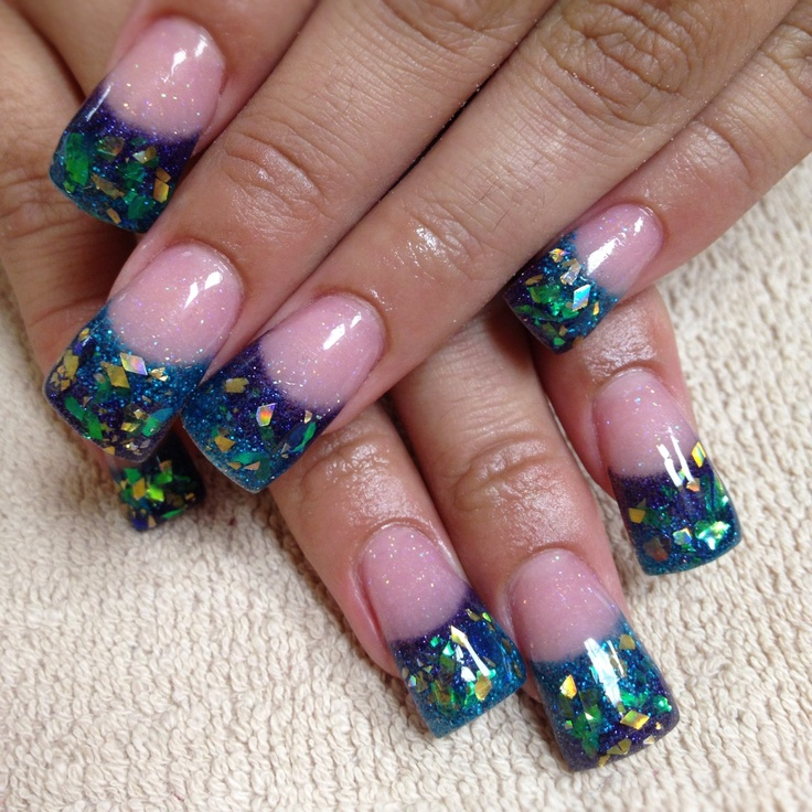 New Rockstar Acrylic Nail Designs: 1000+ Ideas About Duck Tip Nails On Pinterest