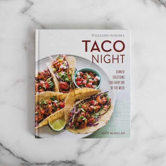 In this engaging cookbook, you'll find everything you need to know to cook memorable taco dinners for family and friends. Discover more than 50 recipes for tasty tacos - featuring meat, seafood, and vegetable fillings - as well as salsas, sides, and salads, plus smart cooking tips, ideas for menu planning, and more. Whether you're looking for easy dishes for a weeknight supper, or ideas for weekend entertaining, this indispensable guide offers inspiration and guarantees delicious results.
