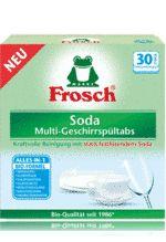 Werner & Mertz Germany Frosch - automatic dishwashing detergent