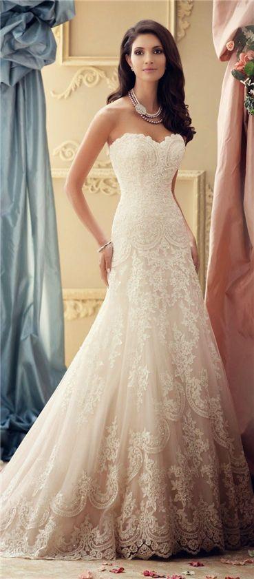 1000+ ideas about Elegant Wedding Dress on Pinterest | Elegant ...