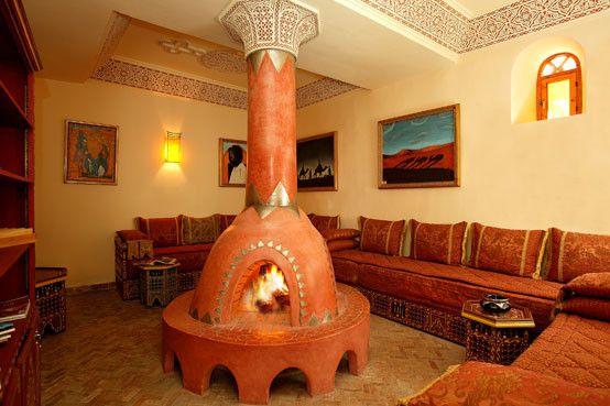 Riad Léna, Visitez Riad Léna - Salon - Riad Léna -, Riad Marrakech: Location de Riad et villa Marrakech, Riads Marrakech.