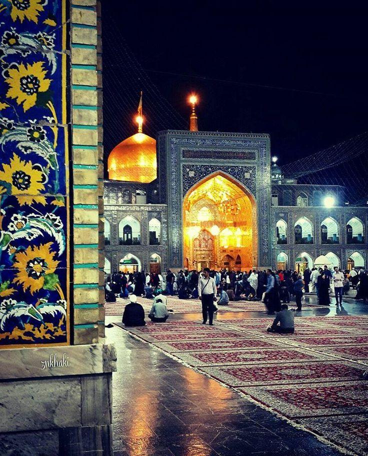 Non Muslim Perspective On The Revolution Of Imam Hussain: یا امام رضا ضامنم شو