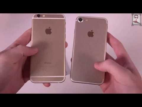 Apple iPhone 7 Unboxing
