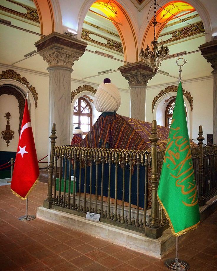 Sultan 1. Murad'ın türbesi