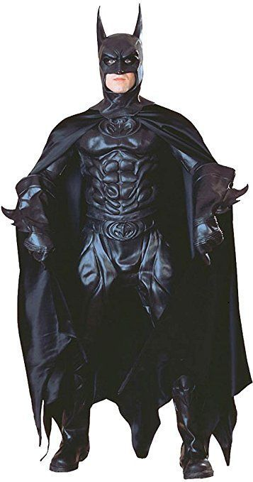 Ultra Supreme Edition Adult Batman Costume Halloween costumes for men