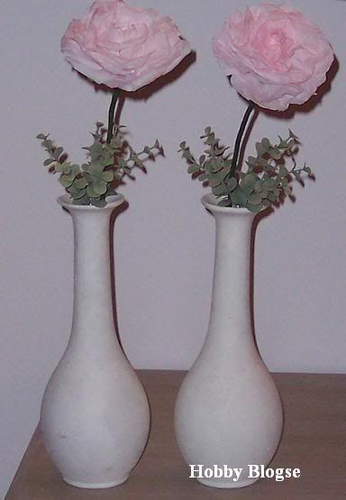 papieren rozen maken van crêpepapier