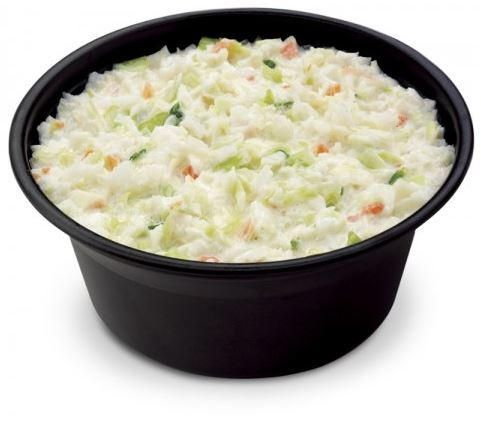 Chick-fil-A Copycat Coleslaw Recipe | This coleslaw recipe is as easy as it is delicious!