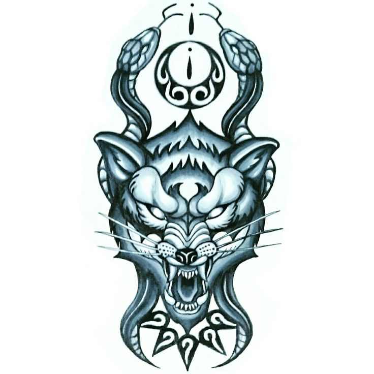 #SkinEvolutionTattoo #KONOMI #konomiangel #drawing #design #tattoo #art #newschool #wolf #snake #タトゥー #デザイン #狼 #蛇 #ニュースクール