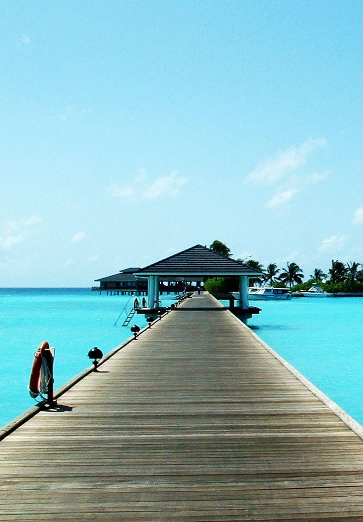 Llegada a las Maldivas. #travel #maldivas