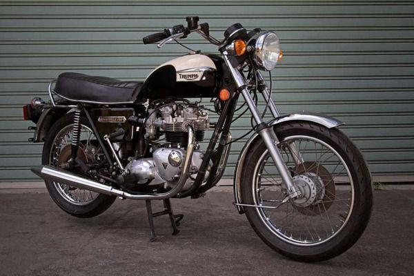 1977 TRIUMPH BONNEVILLE in Cheltenham VIC FOR SALE - JustBikes.com.au
