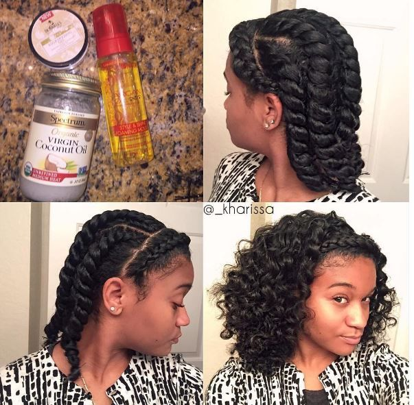 10 Pictorials You Can Use To Create Your Next Curly Style [Gallery] – Black Hair…