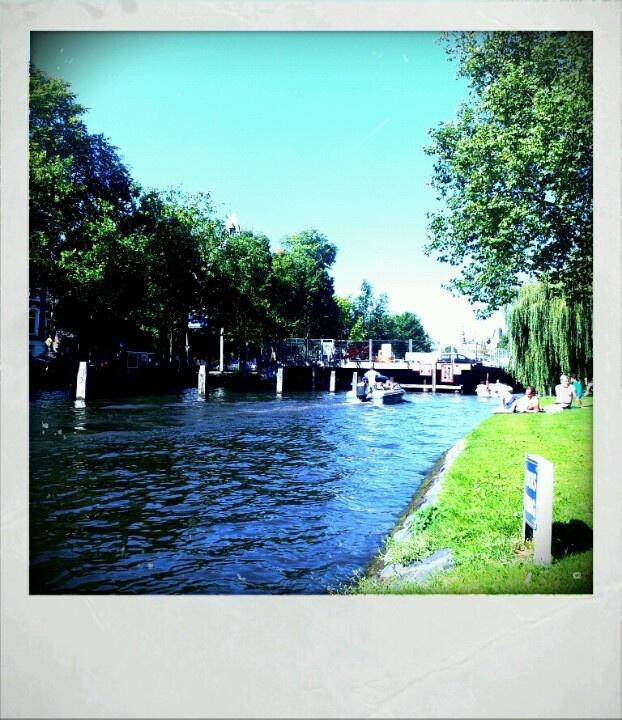 Amsterdam Spring Sun