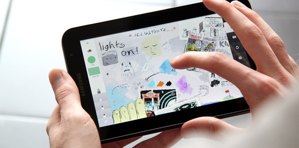 Adobe | Collage prototype app for Android by Great Fridays , via Behance