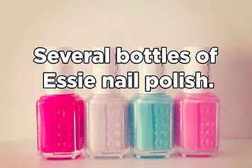 18 Things You'll Find At Every Basic Girl's House
