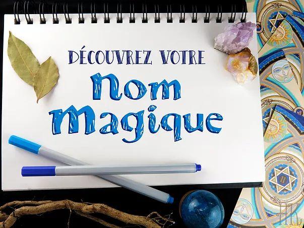Urban Arcana - Petit Essai sur les Noms Magiques - Vous recherchez une action symbolique, simple et créative afin d'enraciner votre développement magique et spirituel? C'est peut-être le temps de changer de nom!