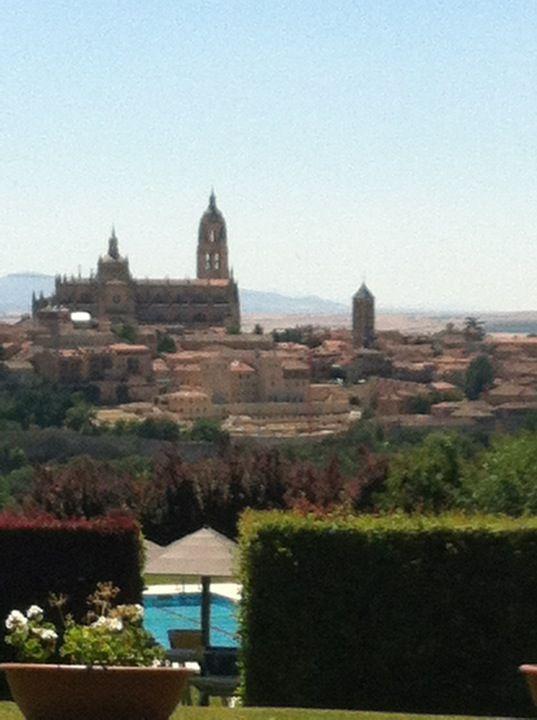 Hotel Parador de Segovia en Segovia, Castilla y León #cyl #hotel #restaurante #piscina