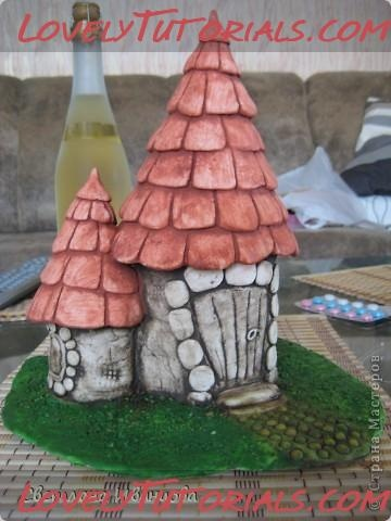 clay gnome house