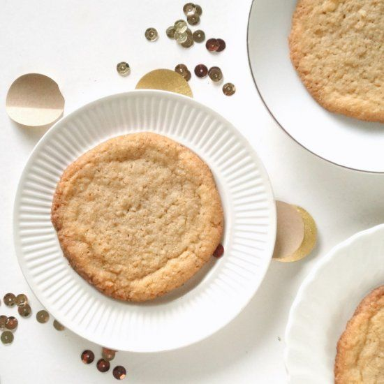 Ritz crackers in these chewy, buttery cookies – a …