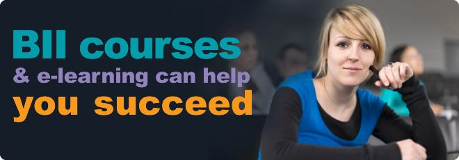 Personal Licence - bii courses and e-learning can help you succeed.