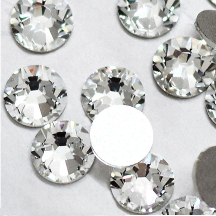 Super deal Shiny 1440PCS SS3 to ss10 non hotfix rhinestone Clear Crystal color 3D Nail Art Decorations Flatback Rhinestones *** This is an AliExpress affiliate pin.  Details on product can be viewed on AliExpress website by clicking the image