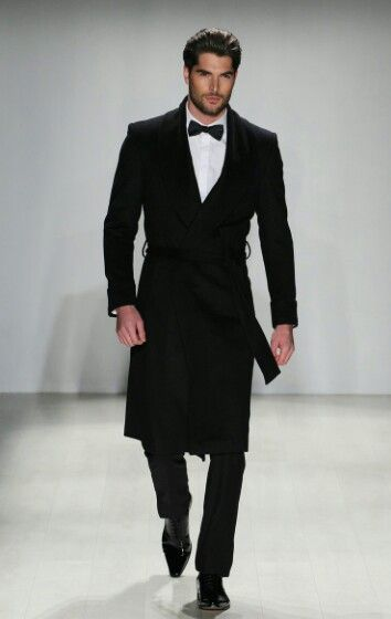 Men with the confidence to pull off more androgynous fashion are highly respectable.m; saying much of their personality.
