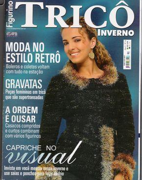 Revista Online-Figurino Tricô Inverno ~ TRICÔ FÁCIL