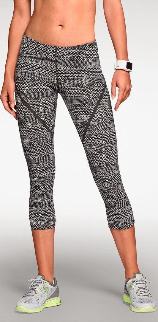 Perfect nike luxe cropped women tights