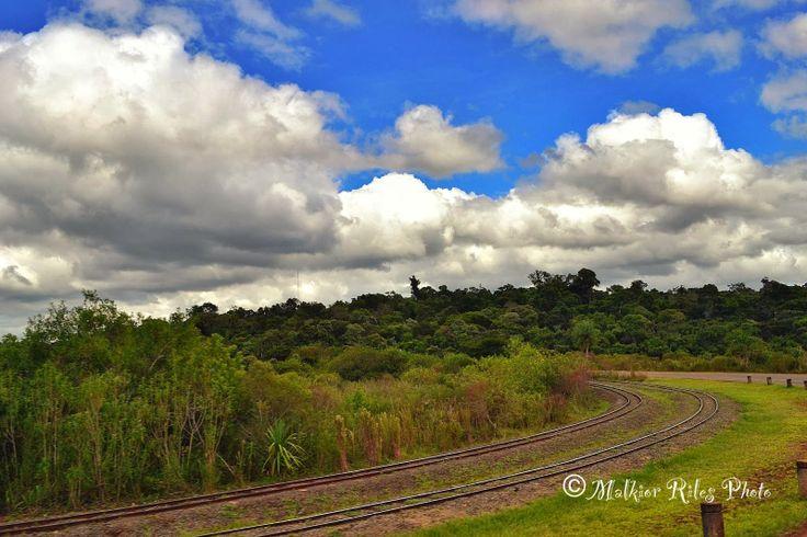 Malkior Riles Photographs: Cataratas de Iguazu. Lado Argentino. Paseo Gran Av...