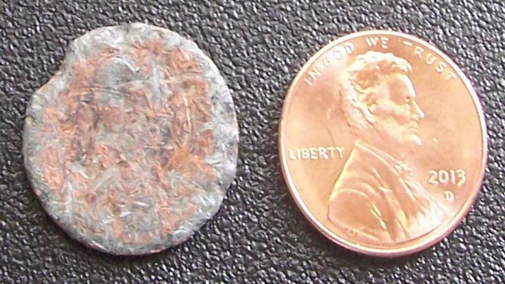 Grossest Penny Ever?