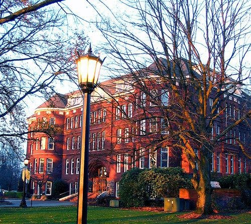 UNIVERSITY OF PORTLAND. Portland, OR. For more information, go to www.ultimateuniversities.com
