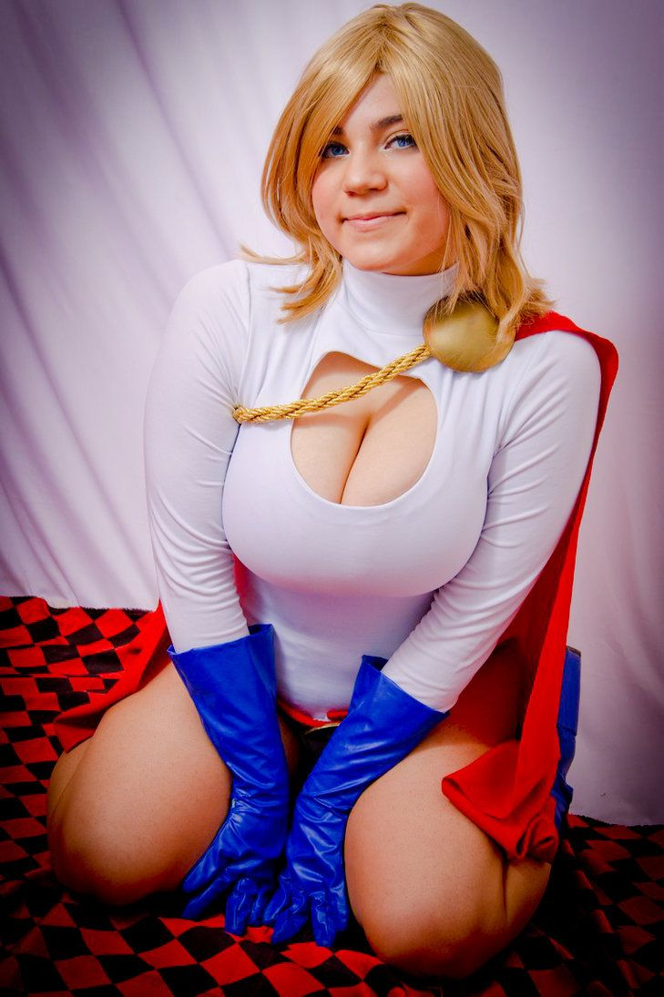 Power Girl - Dc By Absolutequeen On Deviantart  Costumes And Cosplay -3726
