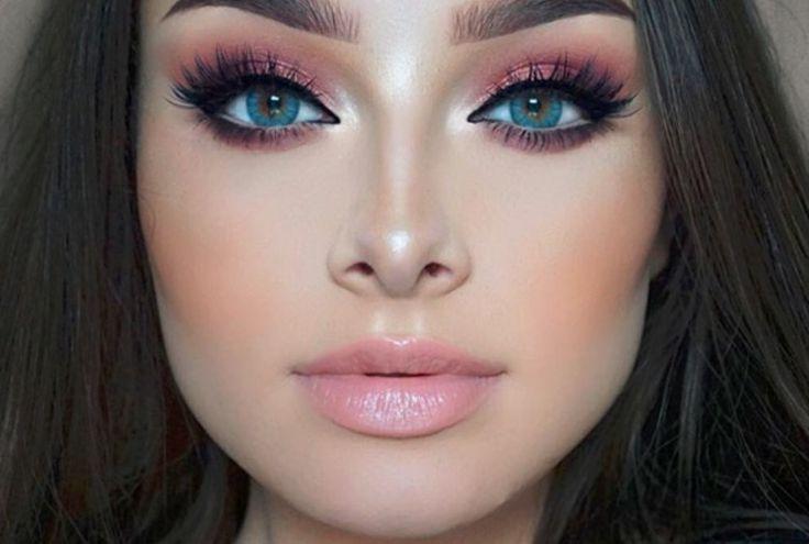 Pomysły na różowy makijaż ZDJĘCIA - Wizaz.pl