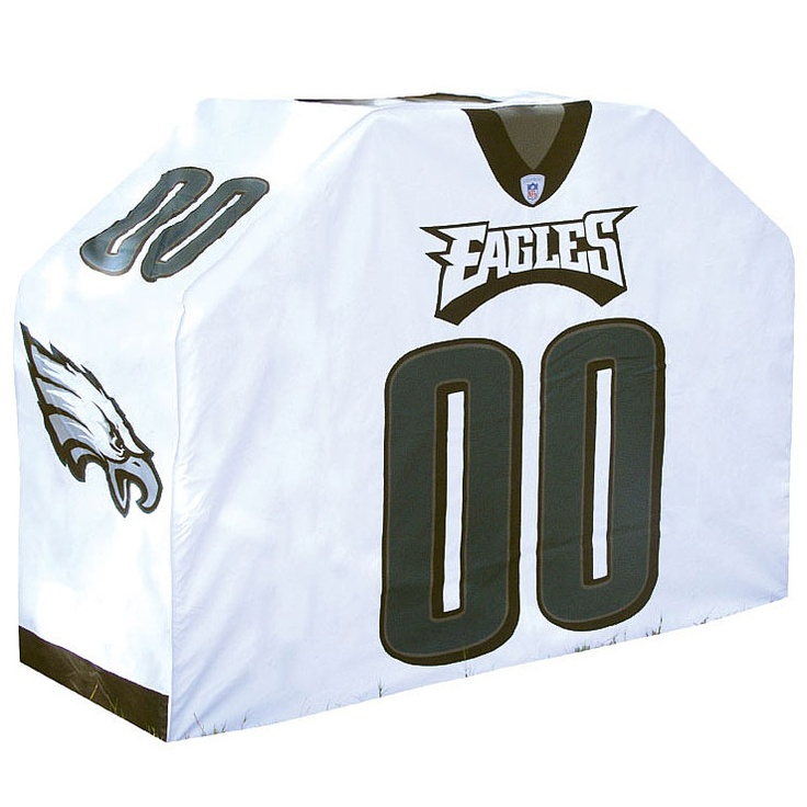 take a look at this eagles grill cover by evergreen on today - Grill Covers