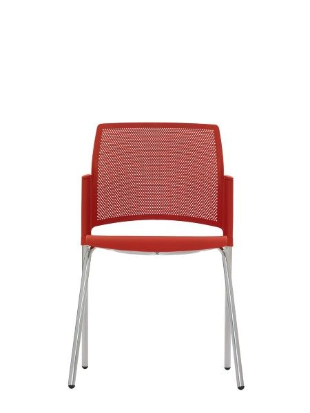 Replay is a visitor seating range that can be used for many application #seated #replay #stacking #chair seated.com.au