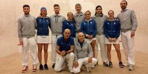 Campionati europei a squadre di Squash a Riccione dal 30 aprile al 3 maggio 2014. Offerta hotel 3 stelle vicino al Campo Sportivo di via Forlimpopoli a Riccione