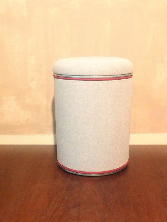 Guarda questo articolo nel mio negozio Etsy https://www.etsy.com/it/listing/453141808/pouf-pouf-rotondo-seduta-contenitore