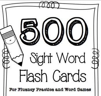 52 best Sight Words & H. F. Words images on Pinterest