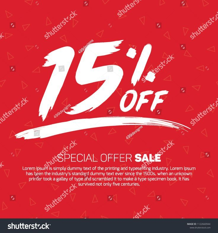 15 Percent Off Special Offer Tag Banner Advertisin Advertising Advertisingbannerposterpromotional Appl Jewellery Advertising Banner Advertising Book Jewelry